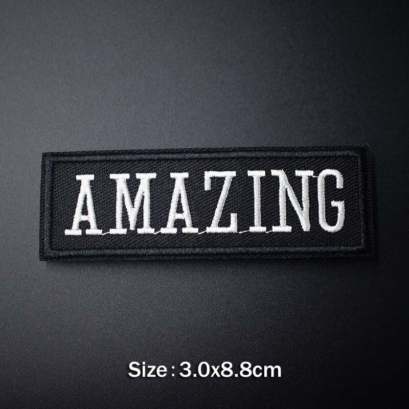 Удивительные сумасшедшие черепа DIY тканевые значки для украшения нашивки джинсы сумка шляпа Одежда Швейные украшения аппликация нашивки - Цвет: C