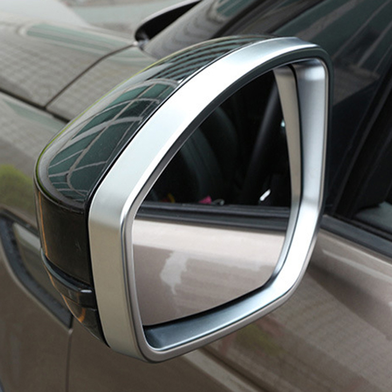 Car Side Rearview Rear View Mirror Cover Trim Frame for Jaguar F Pace X761 for Land