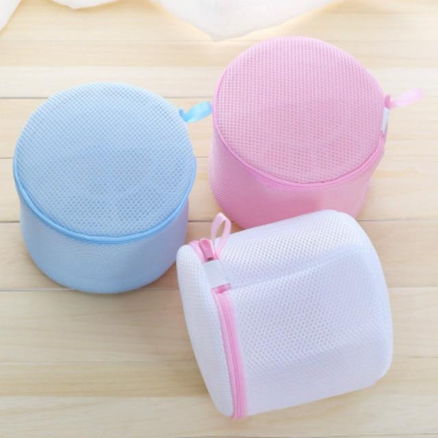 1Pcs Clothes Washing Machine laundry wash bags Bra Aid Hosiery Shirt Sock Lingerie Saver Mesh laundry Net Wash Bag Pouch Basket