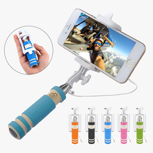 Colorful Selfie Sticks