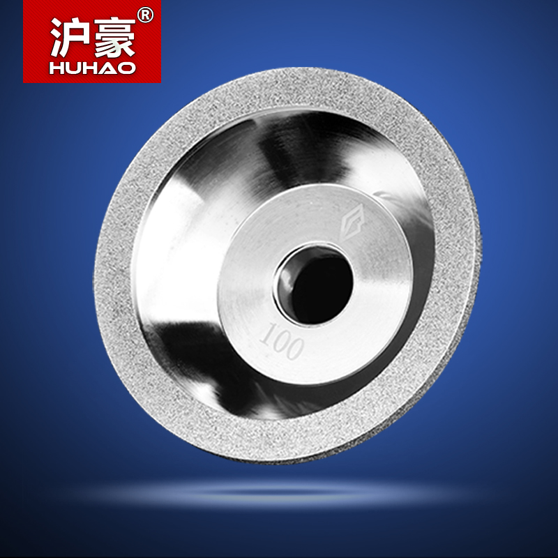 цены  100mm Dia 20mm Bore 35mm Height Grind CNC Router Tool Diamond Wheel Cutter Carbide Metal Diamond Grinding Wheel Router Bit #100
