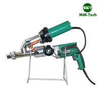 SWT NS600E HDPE pipe hand welding machine