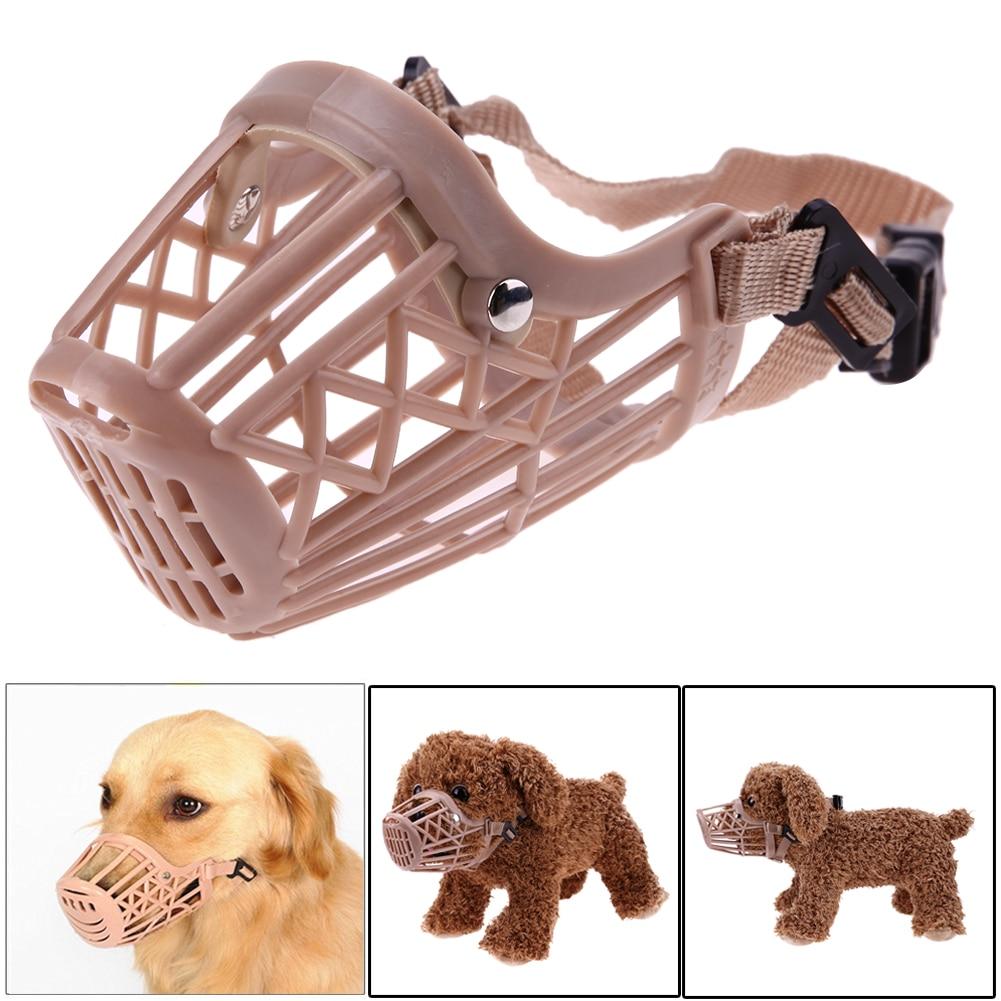 Намордник для собак, антикусающая Регулируемая Маска из АБС-пластика, намордник для собаки, товары для здоровья собак, аксессуары