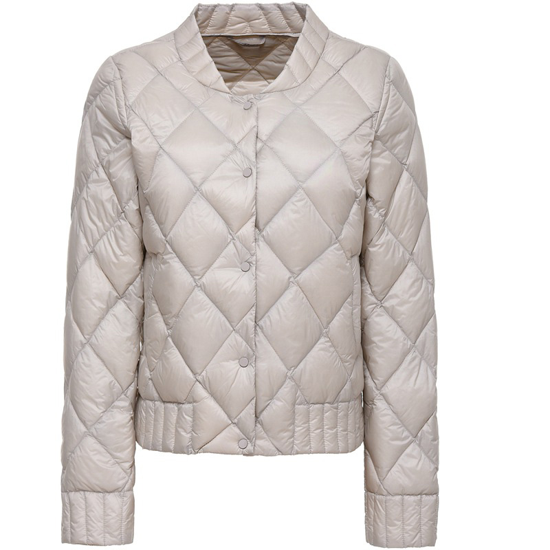 fbdca2d0a66 Мода 90% белый утиный пух куртки 2018 Новые короткие плюс размер женские  пуховики осень зима