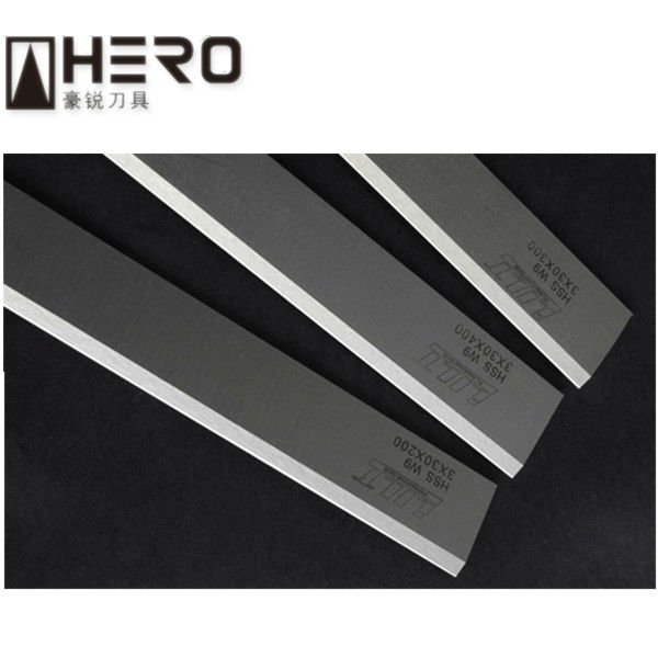 HSS/TCT planer blade for woodworking High speed steel planer blades for MDF,wood