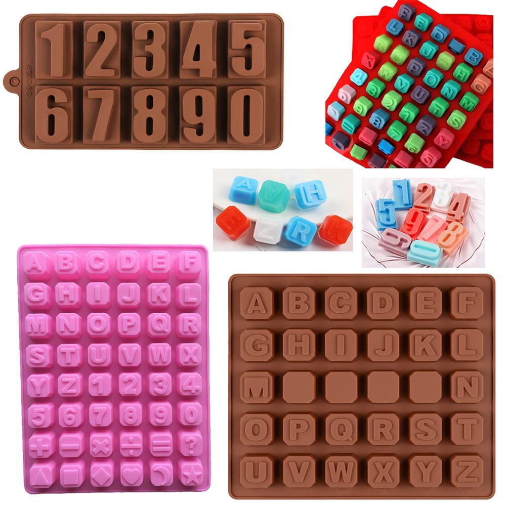 4 Angle Soap Mold Silicone Mould For Ice lattice Tray Cookie For Candy Chocolate