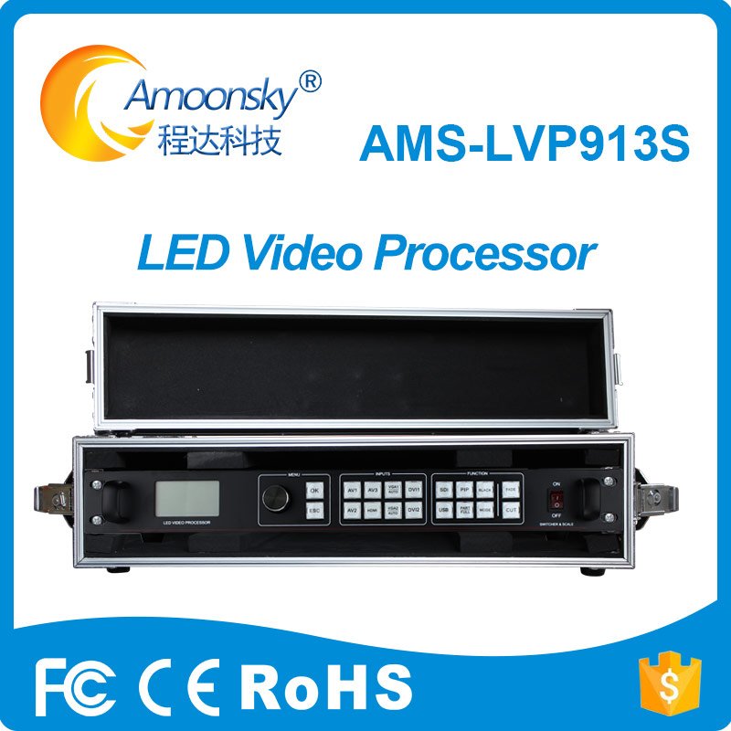 Consumer Electronics Accessories & Parts Charitable Flight Case Include Led Screen Switcher Lvp913s Similar To Vdwall Lvp605s P3.9 Outdoor Led Wall Display Vga Controller Wide Varieties