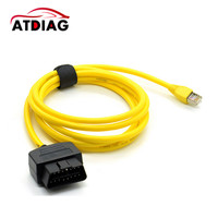 2017 Top Rated ESYS 3 23 4 V50 3 Data Cable For Bmw ENET Ethernet To