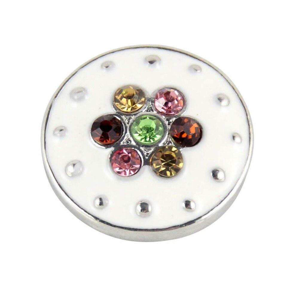 2016new accessoire de bijoux bricolage Antique fleur boutons Snap Fit 20 mm  Snap bijoux livraison gratuite MDB18-73-9 d20f3768312