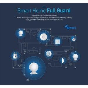 Image 5 - Neo coolcam casa inteligente z wave mais pir sensor de movimento detector de temperatura sensor lux onda z sistema de alarme sensor de movimento