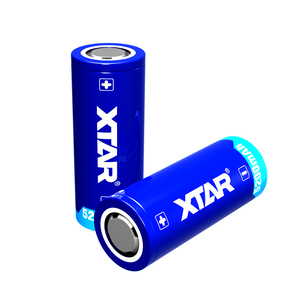Image 5 - 4Pcs original Xtar Rechargeable 26650 5200mAh Button top 3.6V protected battery for flashlights portable power supplies etc
