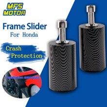 For Honda CBR600RR CBR600 F2 F3 F4 F4I CBR900RR CBR929RR CBR954RR CBR1000RR Frame Slider Crash Pads Falling Protector Motorcycle