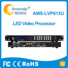 Usb Controlador de Processador de Vídeo Levou Parede de Vídeo Hdmi Vga Dvi Av Switcher Para Display Led Aluguer Fase Tela de Parede Quente venda