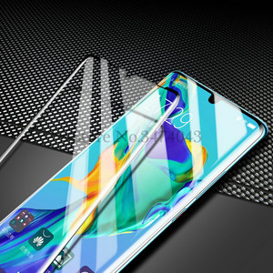 Image 5 - Закаленное стекло для Huawei P30 Pro, защита экрана с полным покрытием, защита от синего света, пленка для Huawei P30 lite Pro, стекло