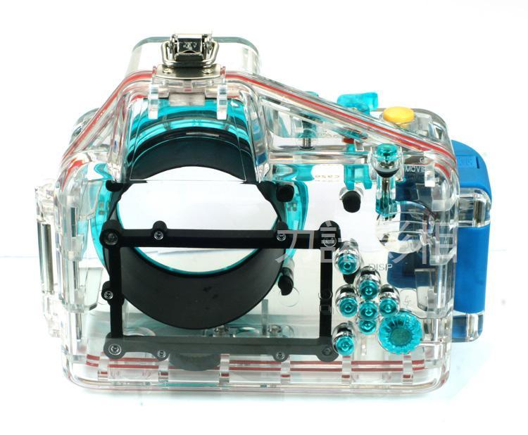 Waterproof Underwater Housing Camera Housing Case for Sony Nex 3 nex-3 16mm Lens