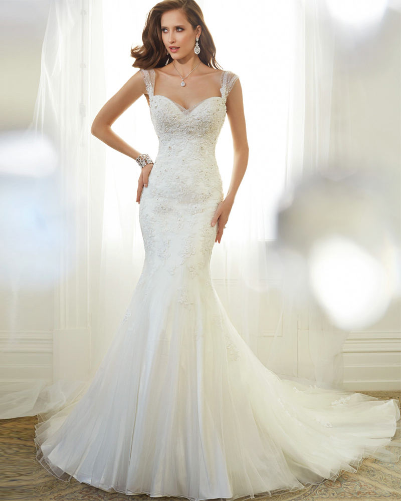 25 spectacular sparkly wedding dresses sparkly wedding dresses Gown Amelia Sposa