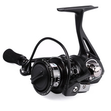 Trulinoya TSP2000 12BB Metal Aluminum Spinning Fish Reel with Spare Spool Foldable Left Hand Brand Quality Fishing Reels