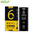 100% Original Golf Battery For iPhone 6 Plus 6P High Capacity 2915mAh Retail Package