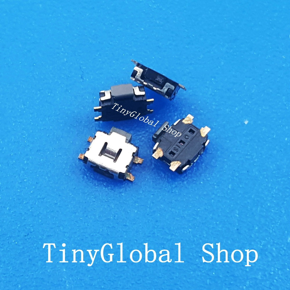 5pcs/lot XGE Power On Off Switch / Volume Button Replacement Parts For Nokia Lumia 630 710 635 930 520 620 Top Quality