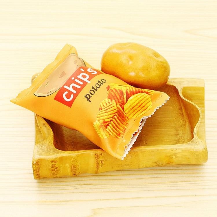 New Chips Pencil Case For School Supplies Kawaii Bts School Stationery Pencilcase Pencil Box Pencil Bag
