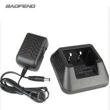 Novo baofeng rádio original carregador de desktop apto para baofeng UV-5R (tipo europa) com frete grátis