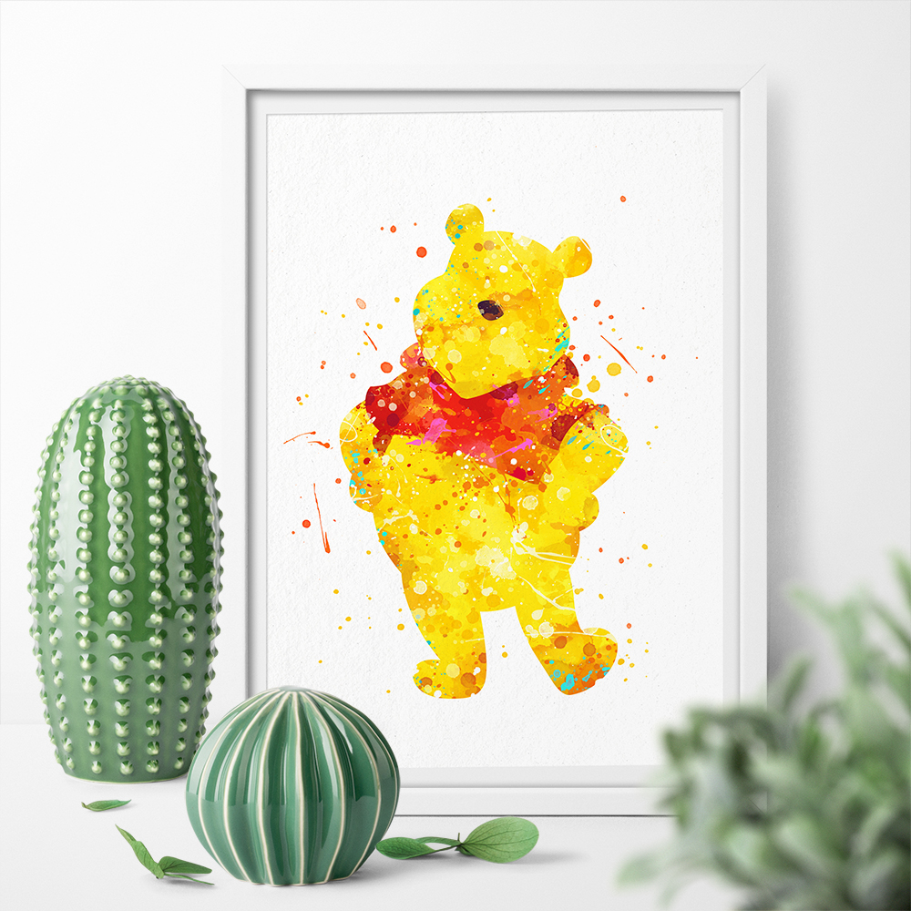 Buy winnie the pooh canvas painting and get free shipping on ...