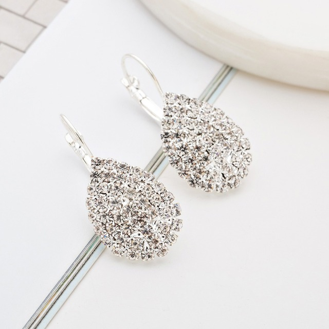 YFJEWE Women Waterdrop Rhinestone Earrings Fashion Crystal Drop Earrings Free Shipping Boucle D oreille Femme E601.jpg 640x640 - YFJEWE Women Waterdrop Rhinestone Earrings Fashion Crystal Drop Earrings Free Shipping Boucle D'oreille Femme E601