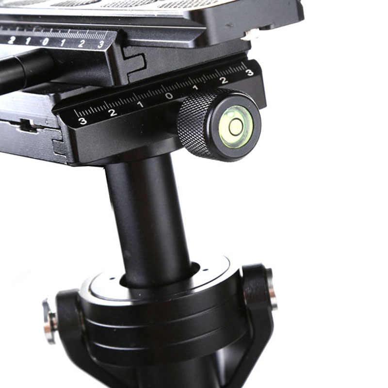 "DHL החדש S40 + 0.4 m 40 ס""מ כף יד עוזר צלם מייצב Steadicam Canon Nikon Sony GoPro AEE DSLR למצלמות DV וידאו מצלמה"