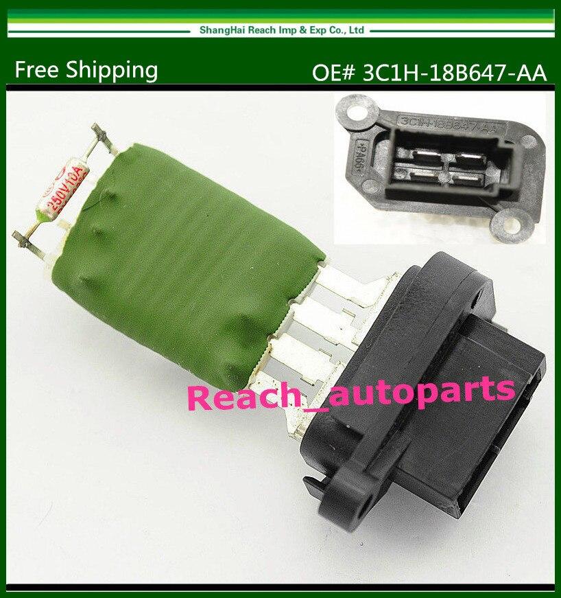 Transit Parts Heater Regulator Resistor Transit 1998 To 2000