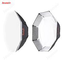 120cm Octagonal professional Softbox soft cover photographic lamp photographic accessories general Mount CD50 T02