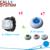 Sistema de Chamada de Serviço sem fio de Bell Popular No Restaurante Passou CE 433.92 MHZ Equipamento Completo Relógio Pager (1 relógio + 7 botão de chamada)