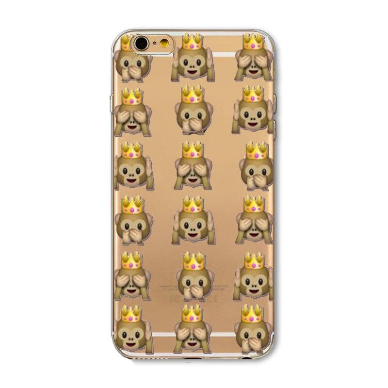 custodia iphone 6 scimmia