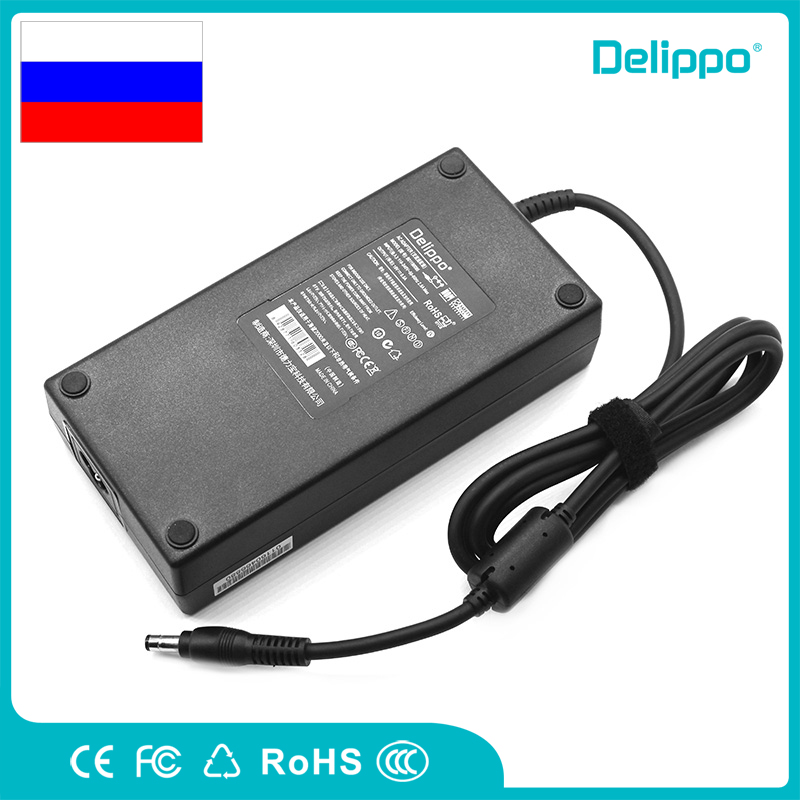 Delippo 19V 9.5A 5.5*2.5mm 180W Ac adapter charger for MSI GT60 GT70 GT683 GX60 ADP-180EB D Laptop adapter power supply 19v 9 5a 180w ac laptop adapter power supply for msi gt60 gt70 notebook adp 180eb d charger