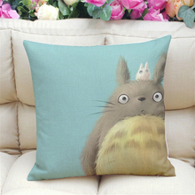 Totoro Pillow Cushion Cover – Home Decorative Pillow Sofa Cushion Cover 2 Edition