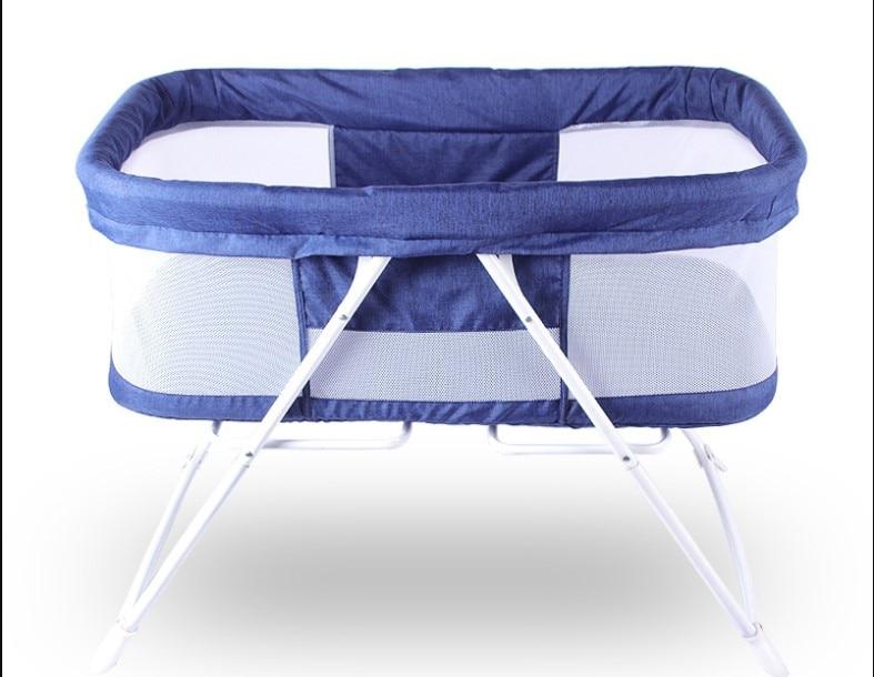 New Born Sleeping Bed 0-1y Upscale   Cirb Multifunctional Neonatal Comfort Coax Sleeping Baby Foldable Baby Portable
