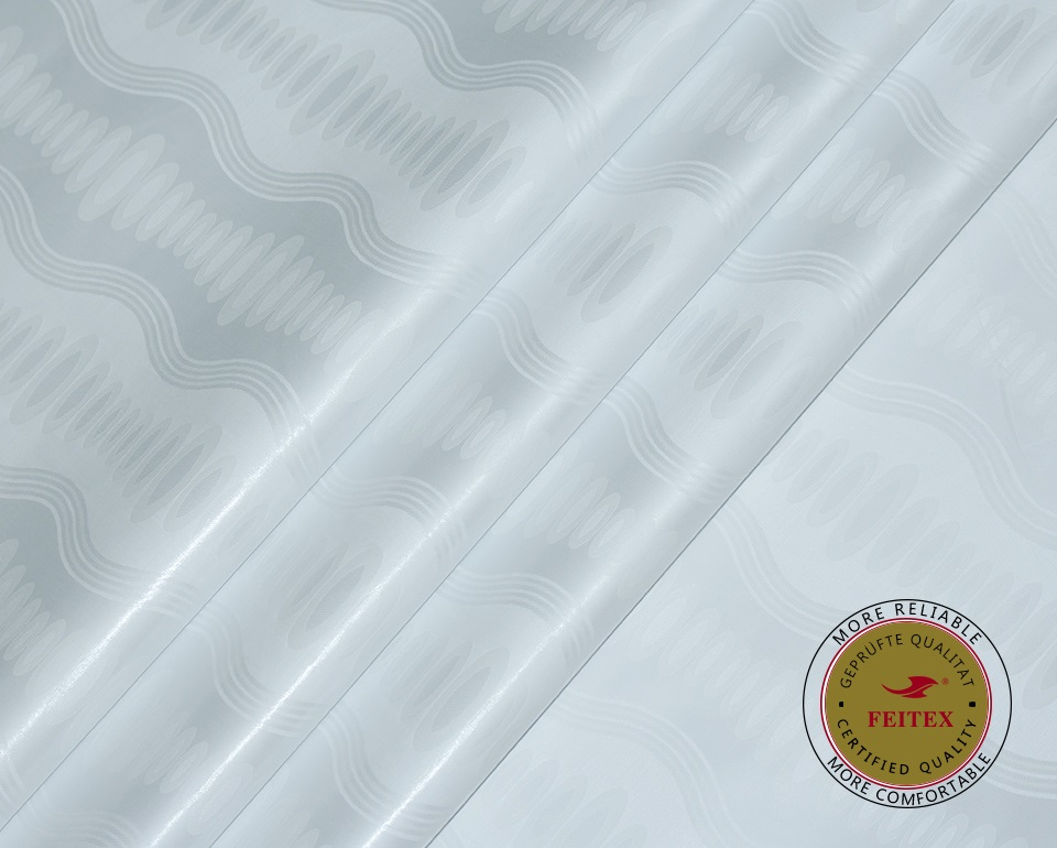 Nouveauté autriche qualité tissu africain Bazin Riche Getzner 100 coton Jacquard brocart Ankara Textile tissu mètre pour robe