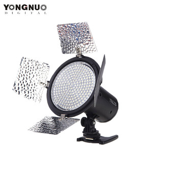 Yongnuo YN-216 YN216 LED Studio Video Light Photography Light 5500K 4 Color Charts for Canon Nikon Sony Camcorder DSLR Cameras