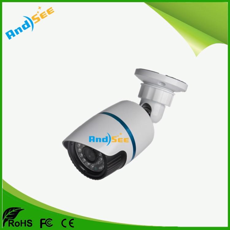 AHD/TVI/CVI/saída CVBS 10800 P/Câmera SONY IMX323 CMOS 2.0MP 4 em 1 Híbrido IR Câmera Com AS-MHD8201R4 Waterrpoof