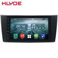 8 Octa Core 4G Android 8.1 4GB+64GB FM Car DVD Player Radio For Mercedes Benz W211 E200 E220 E240 E270 E280 E300 E320 E350 E400