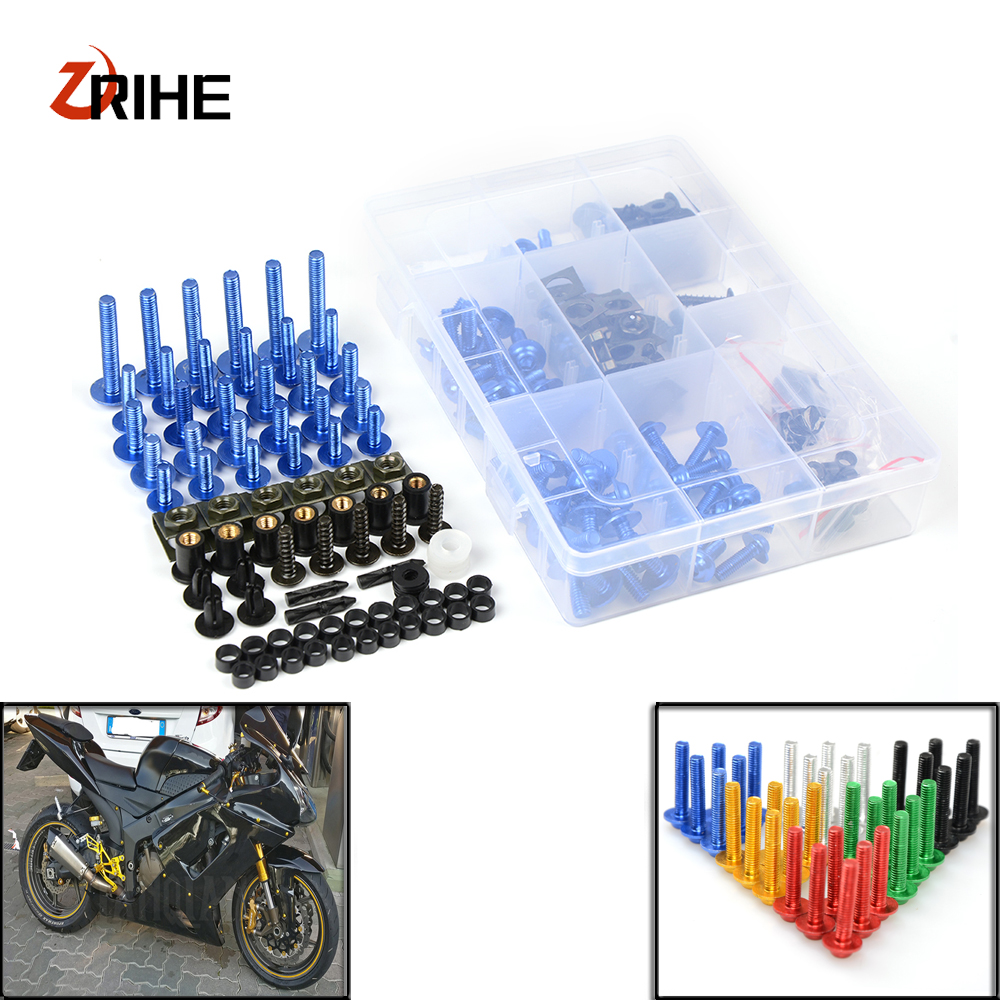 Motorcycle Accessories Fairing windshield Body Work Bolts Nuts Screw for BMW K1200R K1300 S/R/GT SPORT K1200S K1300R