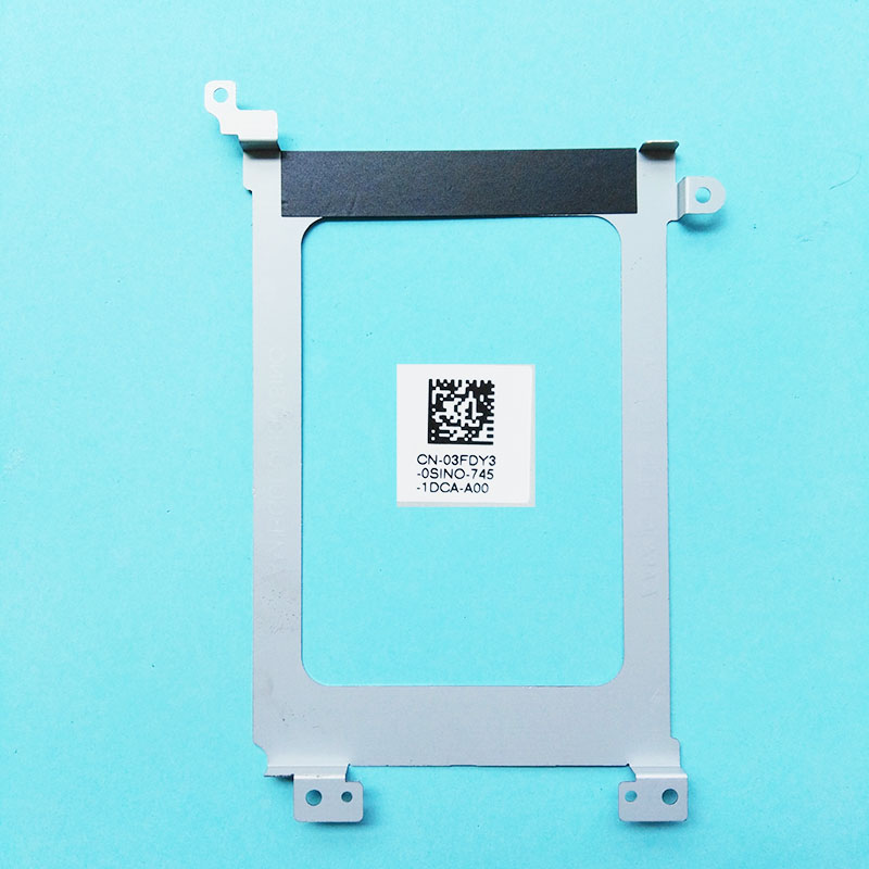 US $5 59 5% OFF|New For Dell Precision 5510 XPS15 9550 9560 HDD Cable  Connector 0XDYGX XDYGX HDD Caddy Bracket 3FDY3 03FDY3 SHOCK PROOF RUBBER  -in