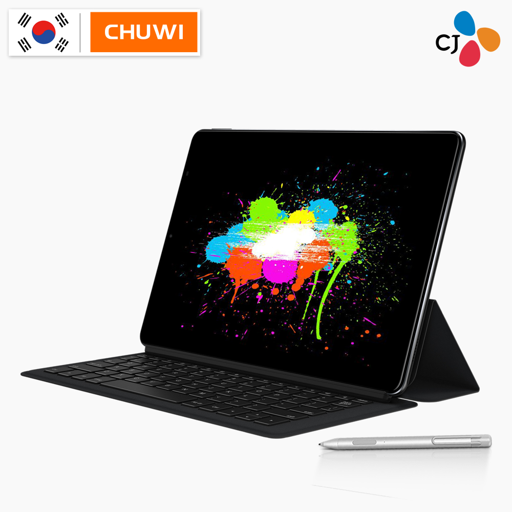 CHUWI Hi9 Plus Helio X27 Deca Core 10.8 2560x1600 Display 4GB RAM 64GB ROM Dual SIM 4G Phone Call Tablets Android 8.0
