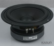 Kasun US-638 178MM 6.5 Inch Bass speaker woofer subwoofer driver hifi audio system diy