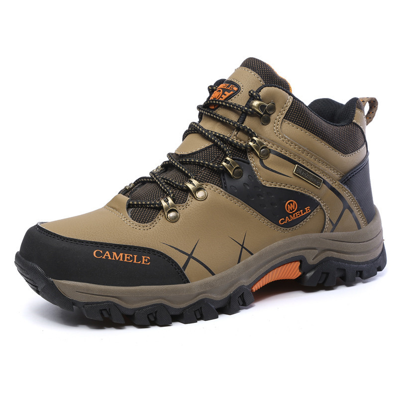 Hiking Boots Outdoor Living Shoes Hard Wearing