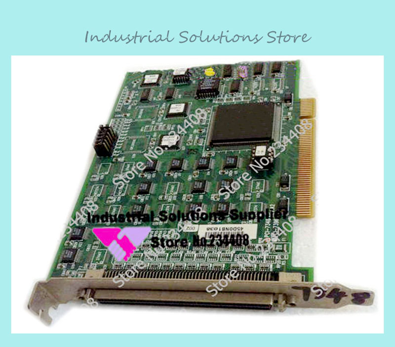 Industrial motherboard PCI-7348 7396 REV.A2 100% tested perfect quality купить