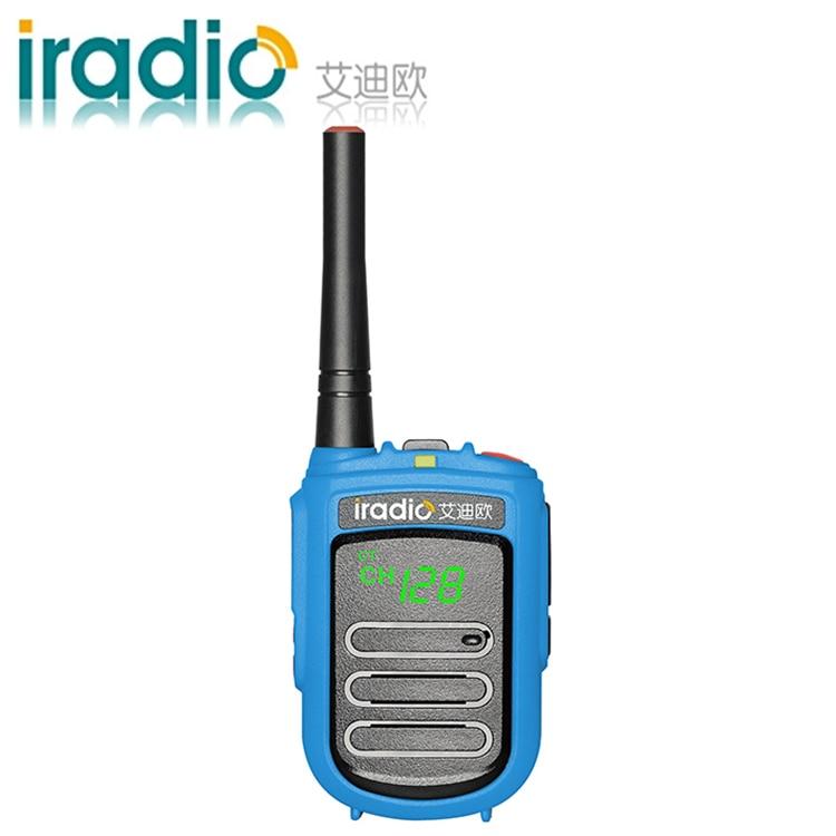 Image 5 - 100% оригинал CE FCC iradio CP 168 маленькая рация дети двухстороннее радио мини рация ветчина радио PMR FRS-in Рация from Мобильные телефоны и телекоммуникации