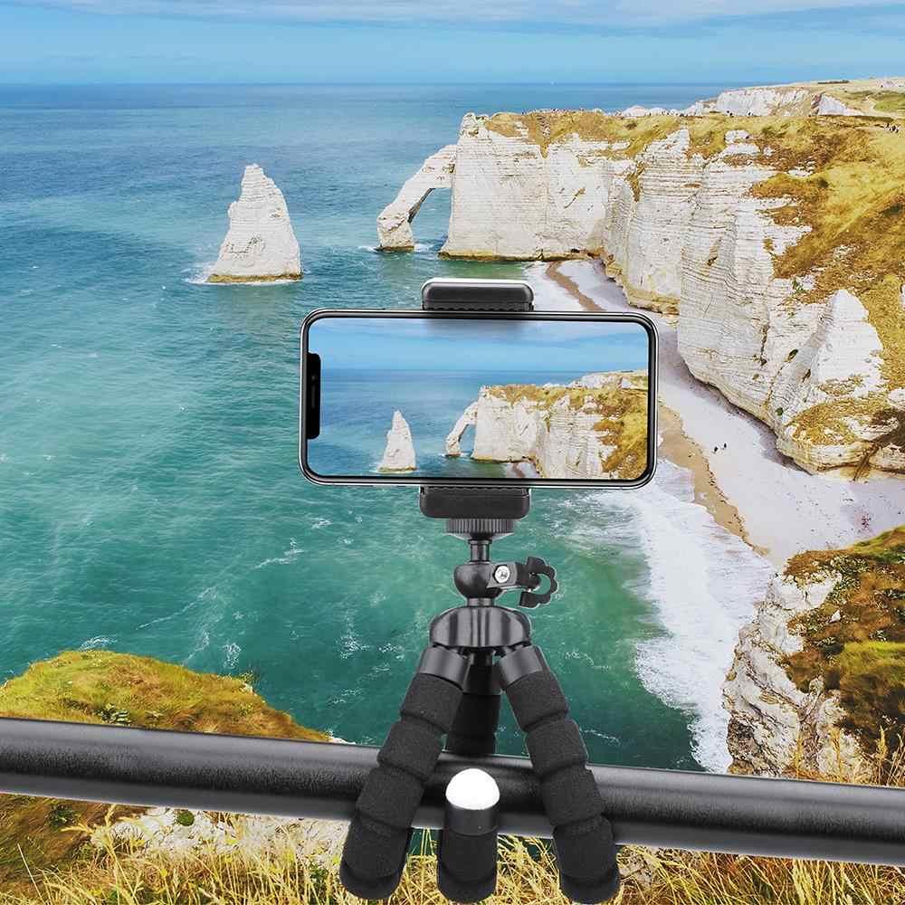 Vamson мини-штатив для телефона Камера Гибкая нога для iphone для Xiaomi для samsung Gorillapod Octopus штатив VP414