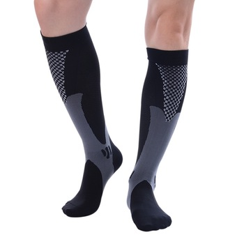 LASPERAL 1 Pair Compression Socks Suitable to Reduce Ankle Pain Helps to Improve Blood Circulation