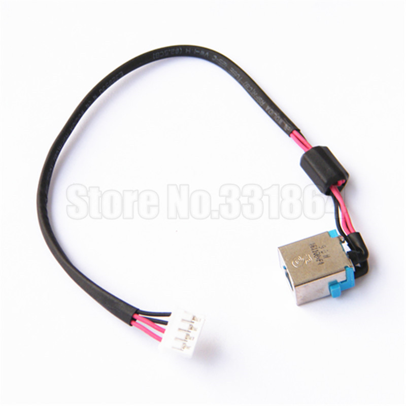 DC Power Jack Plug Socket Cable Harness for ACER Aspire TimelineX4830T <font><b>4830TG</b></font> 5830 5830T 5830G 5830TG image