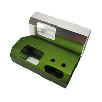 Özel CNC elektronik sigara bakır parçalar